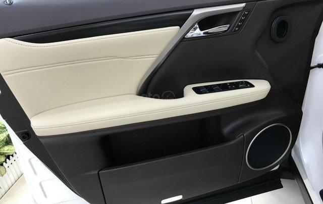 Bán RX350 model 2016 mẫu mới, trắng nội thất kem xe đẹp đi 34.000, cam kết chất lượng bao check hãng6