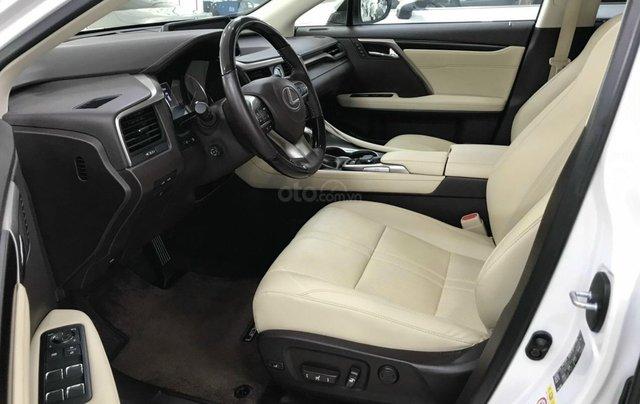 Bán RX350 model 2016 mẫu mới, trắng nội thất kem xe đẹp đi 34.000, cam kết chất lượng bao check hãng5