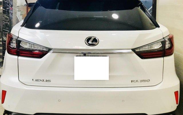 Bán RX350 model 2016 mẫu mới, trắng nội thất kem xe đẹp đi 34.000, cam kết chất lượng bao check hãng2