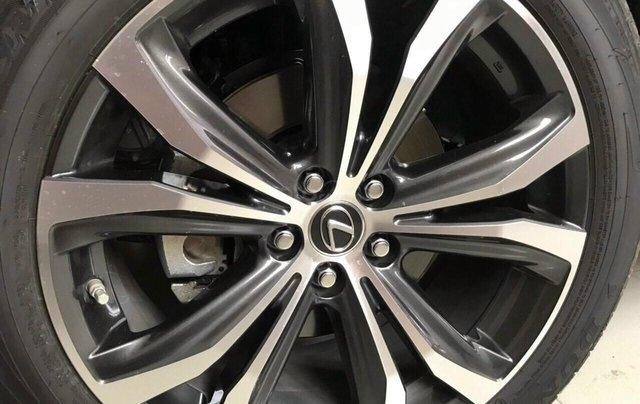 Bán RX350 model 2016 mẫu mới, trắng nội thất kem xe đẹp đi 34.000, cam kết chất lượng bao check hãng9
