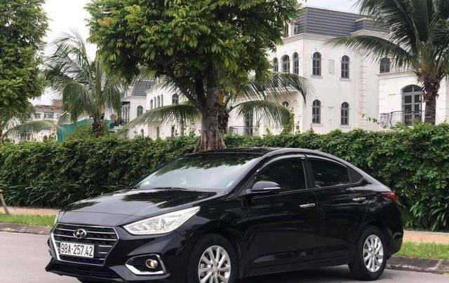 Em bán Hyundai Accent AT sản xuất 2019, xe đi được 30.000 km0