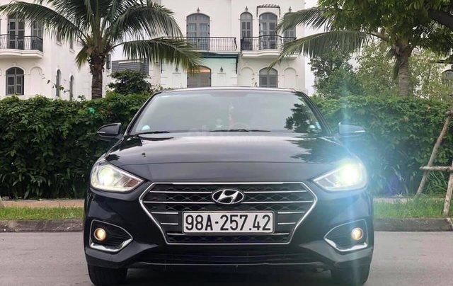 Em bán Hyundai Accent AT sản xuất 2019, xe đi được 30.000 km2