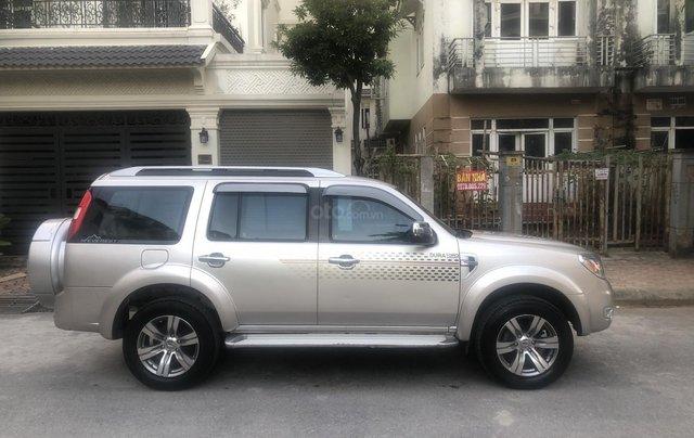 Gia Hưng Auto bán xe Ford Everest 2009, số tự động, phom mới 2010, máy dầu1
