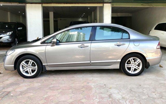 Bán Honda Civic 2.0 số tự động, biển Hà Nội, 1 chủ từ đầu1