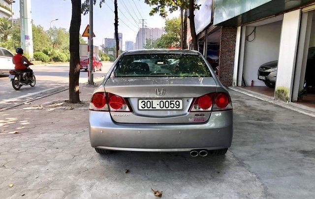 Bán Honda Civic 2.0 số tự động, biển Hà Nội, 1 chủ từ đầu4