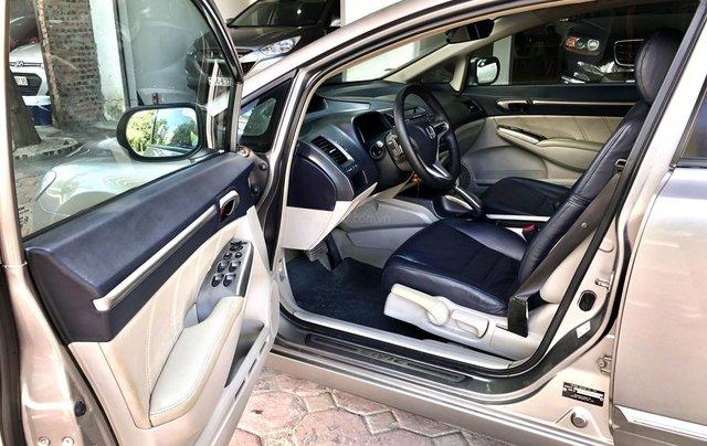 Bán Honda Civic 2.0 số tự động, biển Hà Nội, 1 chủ từ đầu5