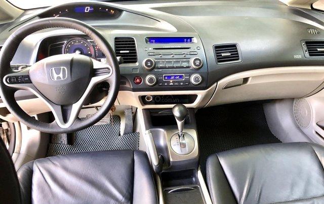 Bán Honda Civic 2.0 số tự động, biển Hà Nội, 1 chủ từ đầu6