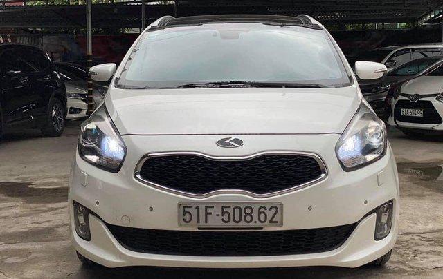Bán Kia Rondo 2.0 GATH 7 chỗ, SX 2015, màu trắng1
