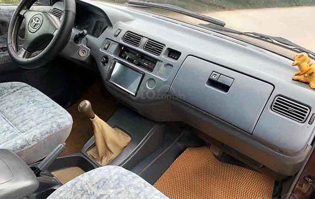 Cần bán gấp Toyota Zace 1.8 GL năm sản xuất 2003 chính chủ, giá 153tr5