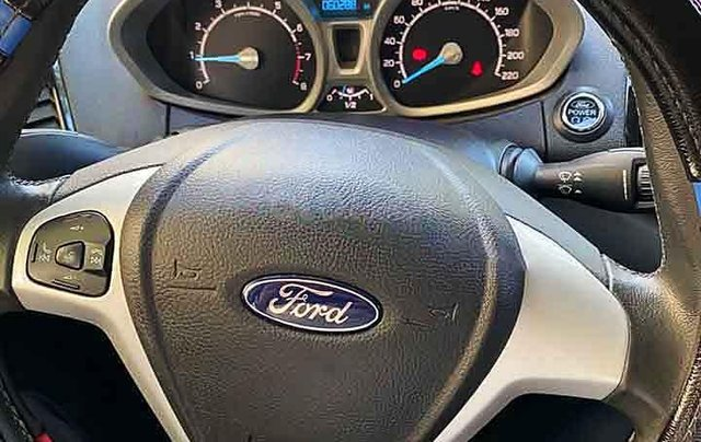 Bán xe Ford EcoSport đời 2016, màu nâu, giá 455tr2