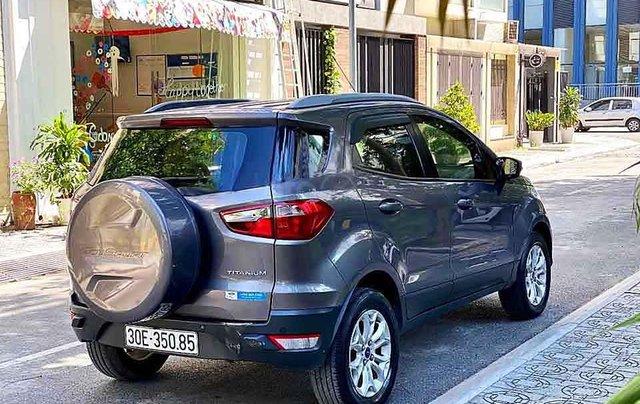 Bán xe Ford EcoSport đời 2016, màu nâu, giá 455tr3