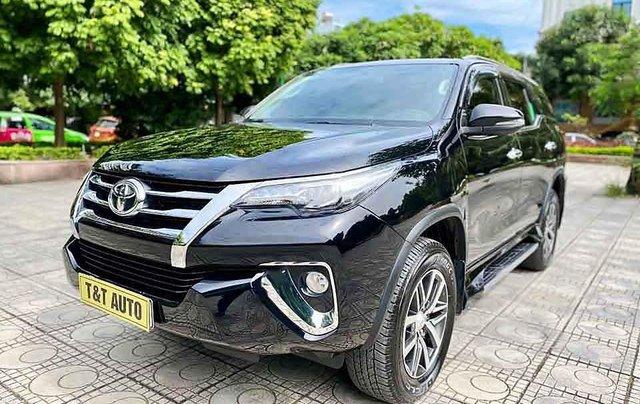 Cần bán gấp Toyota Fortuner 2.8V 4x4 AT đời 2019, màu đen, xe nhập0