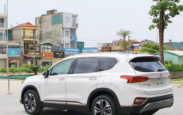 Hyundai Santa Fe ưu đãi lên tới 45 triệu đồng, giá xe tốt nhất tháng 10/2020, xe đủ màu, đủ phiên bản, giao ngay3