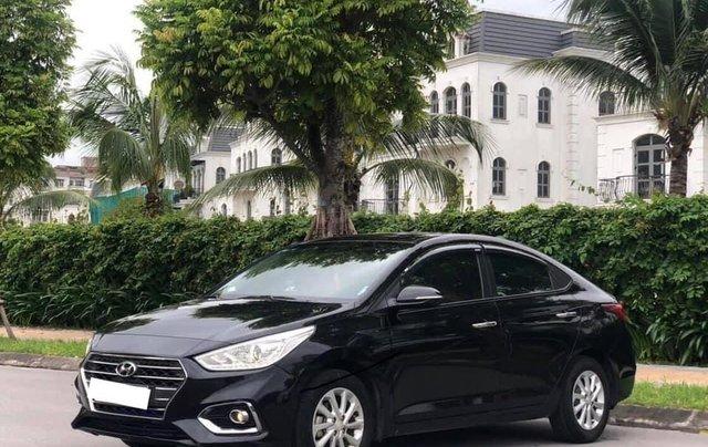 Bán nhanh với giá thấp chiếc Hyundai Accent AT đời 2019, xe giá thấp, động cơ ổn định1