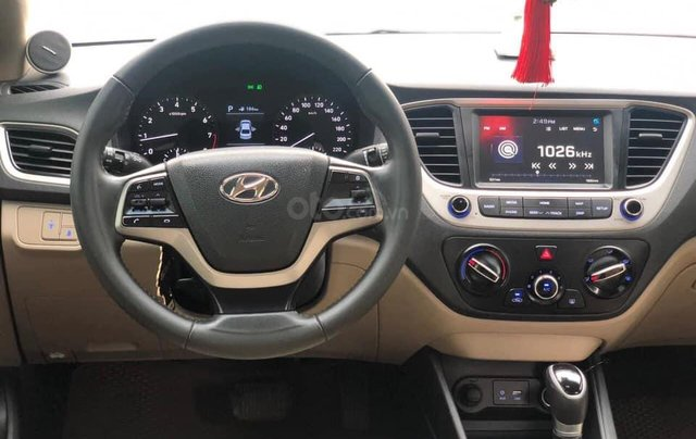 Bán nhanh với giá thấp chiếc Hyundai Accent AT đời 2019, xe giá thấp, động cơ ổn định4