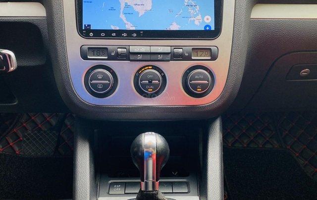 Cần bán Volkswagen Scirocco sản xuất 2009, màu xanh lam, xe nhập. Giá chỉ 460 triệu đồng5