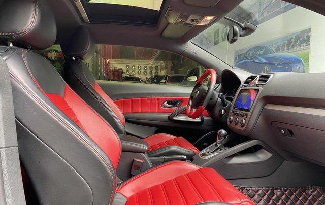 Cần bán Volkswagen Scirocco sản xuất 2009, màu xanh lam, xe nhập. Giá chỉ 460 triệu đồng8
