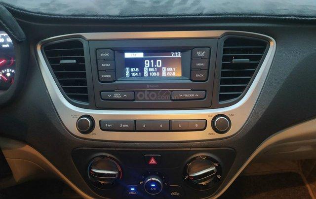 Bán xe Hyundai Accent sản xuất 2020, màu trắng, số sàn, xe đẹp như mới10