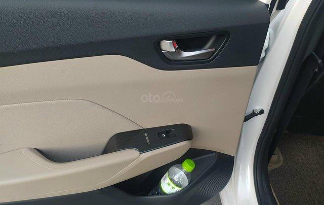 Bán xe Hyundai Accent sản xuất 2020, màu trắng, số sàn, xe đẹp như mới14