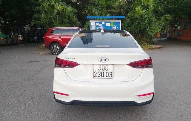 Bán xe Hyundai Accent sản xuất 2020, màu trắng, số sàn, xe đẹp như mới2