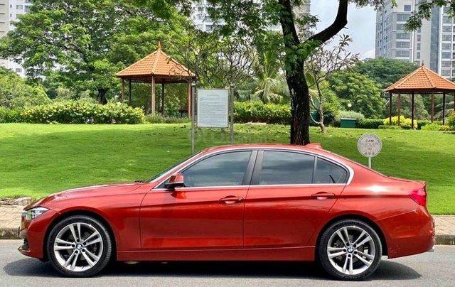 Cần bán BMW 320i sản xuất 2019, màu đỏ1