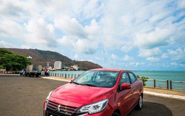 Mitsubishi Attrage CVT sản xuất năm 2020, giao nhanh, khuyến mãi cực khủng - Liên hệ để được giá tốt4