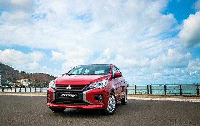 Mitsubishi Attrage CVT sản xuất năm 2020, giao nhanh, khuyến mãi cực khủng - Liên hệ để được giá tốt3