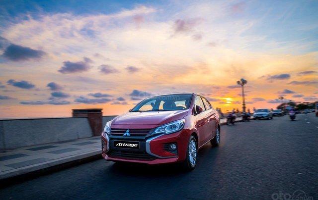 Mitsubishi Attrage CVT sản xuất năm 2020, giao nhanh, khuyến mãi cực khủng - Liên hệ để được giá tốt2