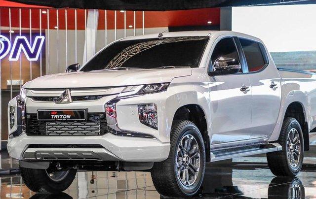 [Mitsubishi Hà Nội] Mitsubishi Triton đời 2020 - giá ưu đãi cực khủng3