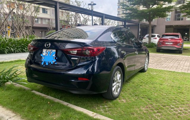 Bán xe Mazda 3 sản xuất 2018, màu xanh lam còn mới, giá tốt 579 triệu đồng3