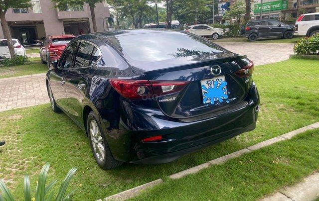 Bán xe Mazda 3 sản xuất 2018, màu xanh lam còn mới, giá tốt 579 triệu đồng4