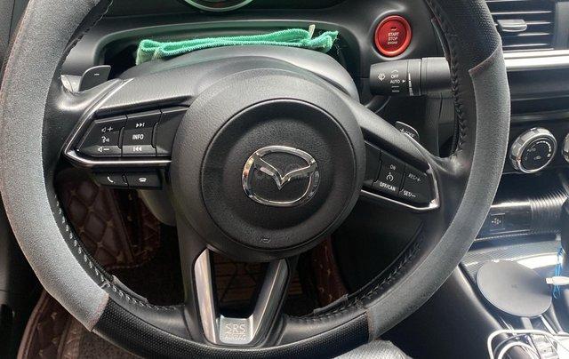 Bán xe Mazda 3 sản xuất 2018, màu xanh lam còn mới, giá tốt 579 triệu đồng6