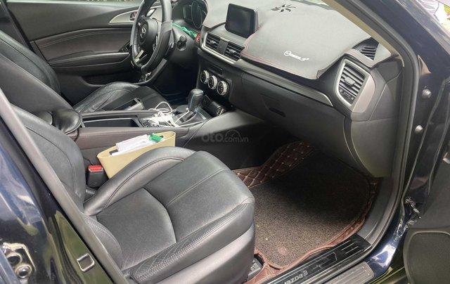 Bán xe Mazda 3 sản xuất 2018, màu xanh lam còn mới, giá tốt 579 triệu đồng8