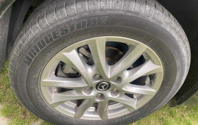 Bán xe Mazda 3 sản xuất 2018, màu xanh lam còn mới, giá tốt 579 triệu đồng11