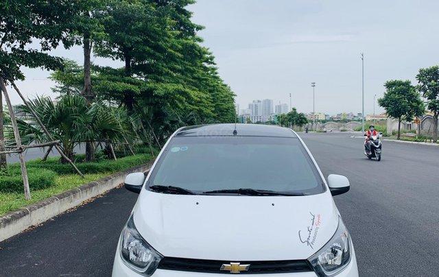 Chevrolet Spark LS 1.2 MT SX 2018, xe đẹp mới zin nguyên bản3