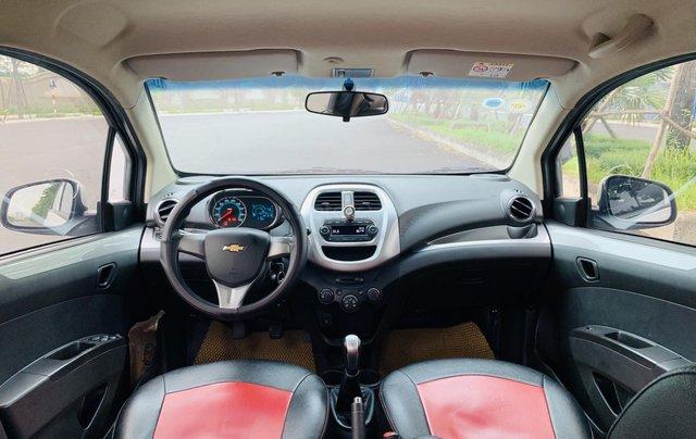 Chevrolet Spark LS 1.2 MT SX 2018, xe đẹp mới zin nguyên bản6