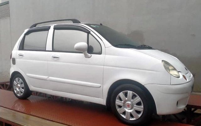 Chính chủ cần bán nhanh chiếc Daewoo Matiz 5 chỗ sản xuất 2008, bản đầy đủ, giá mềm0