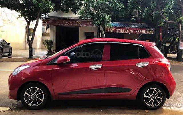 Cần bán xe Hyundai Grand i10 năm sản xuất 2018, màu đỏ giá cạnh tranh1