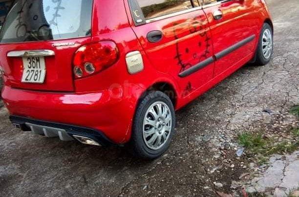 Bán gấp với giá thấp chiếc Daewoo Matiz sản xuất năm 2007, giá thấp, giao nhanh2