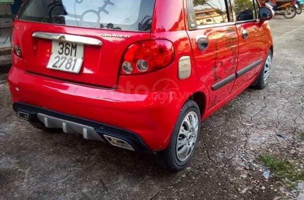 Bán gấp với giá thấp chiếc Daewoo Matiz sản xuất năm 2007, giá thấp, giao nhanh3