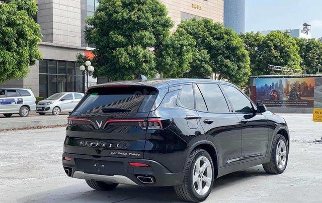 VinFast LUX SA xe 2020 - hỗ trợ ngân hàng - đưa trước chỉ từ 213 triệu nhận xe3