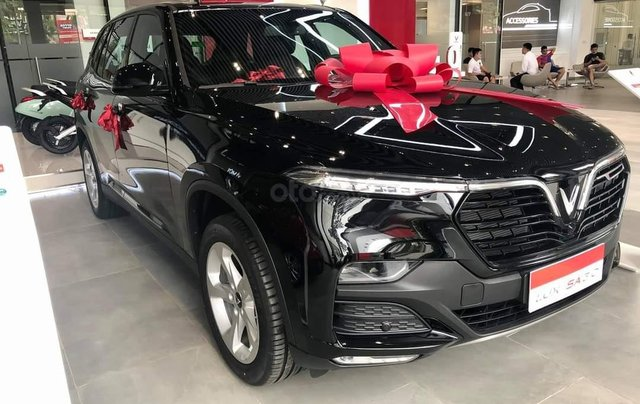 VinFast LUX SA xe 2020 - hỗ trợ ngân hàng - đưa trước chỉ từ 213 triệu nhận xe5