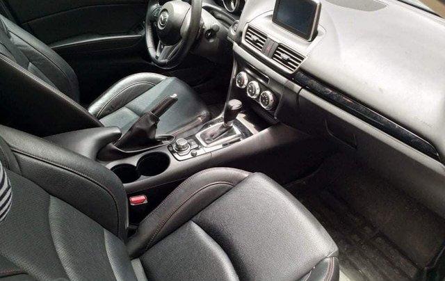 Bán Mazda 3 2016 1.5AT biển Sài Gòn, màu trắng2
