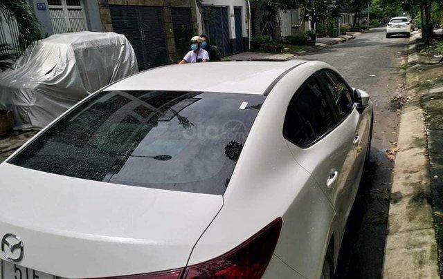 Bán Mazda 3 2016 1.5AT biển Sài Gòn, màu trắng1