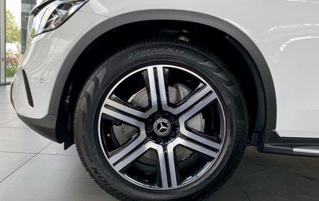 Hàng hot giao ngay GLC 200 4Matic-trắng/kem. Trước bạ giảm 50%-100tr, bảo hiểm thân xe, gói phụ kiện cao cấp3