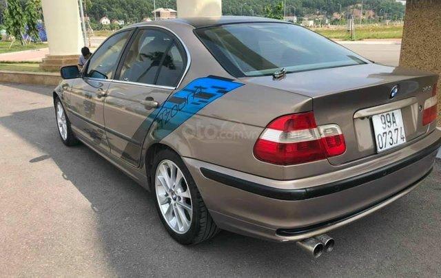 Cần bán BMW 325i SX 2003, xe đẹp không lỗi, màu vàng1