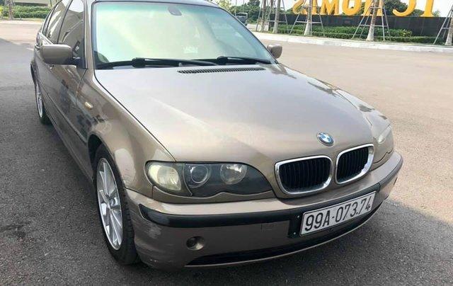Cần bán BMW 325i SX 2003, xe đẹp không lỗi, màu vàng3