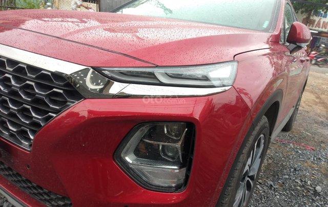 Santa Fe giảm giá khủng - hỗ trợ mua xe 80-85% - tặng combo phụ kiện chính hãng giá trị4
