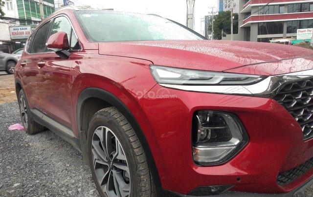 Santa Fe giảm giá khủng - hỗ trợ mua xe 80-85% - tặng combo phụ kiện chính hãng giá trị1