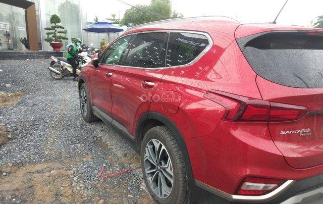 Santa Fe giảm giá khủng - hỗ trợ mua xe 80-85% - tặng combo phụ kiện chính hãng giá trị2